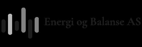 Energi og Balanse